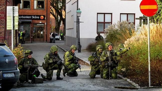 M i Göteborg: Sätt in militär mot gängen
