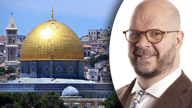 Forskaren: Så blev Svenska kyrkan Israelfientlig