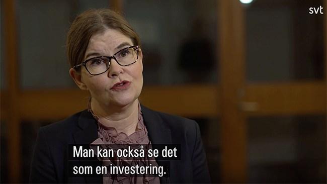 """Risk för miljardunderskott – då bygger SKR nytt lyxkontor: """"En investering"""""""