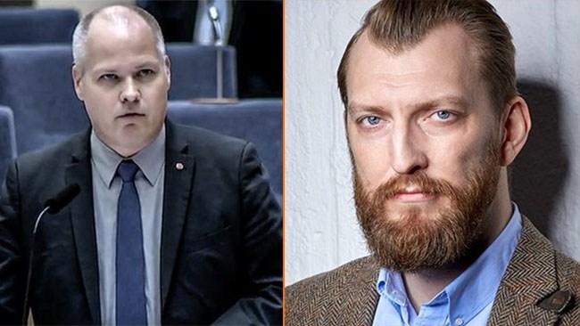 Morgan Johanssons skrytsamma attack på Ivar Arpi