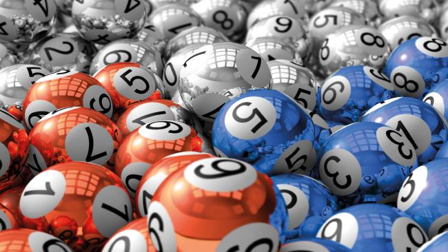 Välj nummer och spela om världens största lottojackpott!