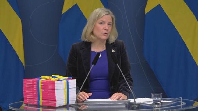 """Magdalena Andersson (S): """"Gängkriminella ska inte åka lyxbil"""""""