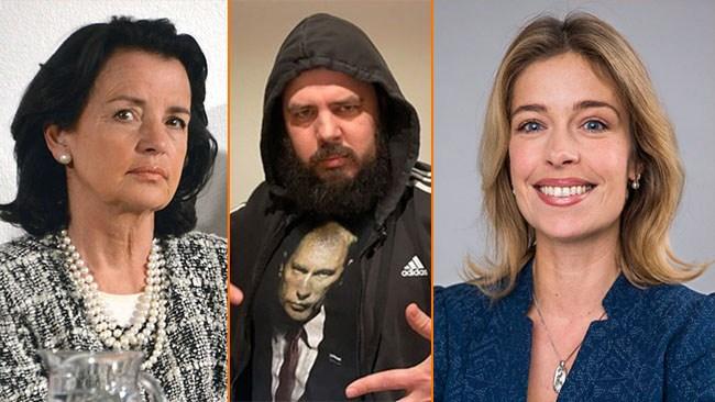 Ramberg och Strandhäll rasar mot Chang Frick i SVT