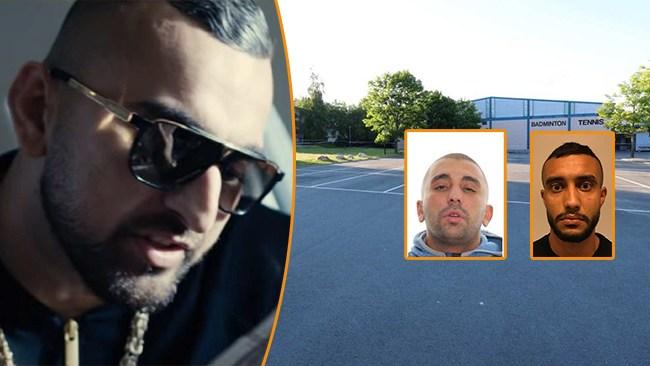 Rappare försökte skjuta pappa för sonens skuld – misslyckades