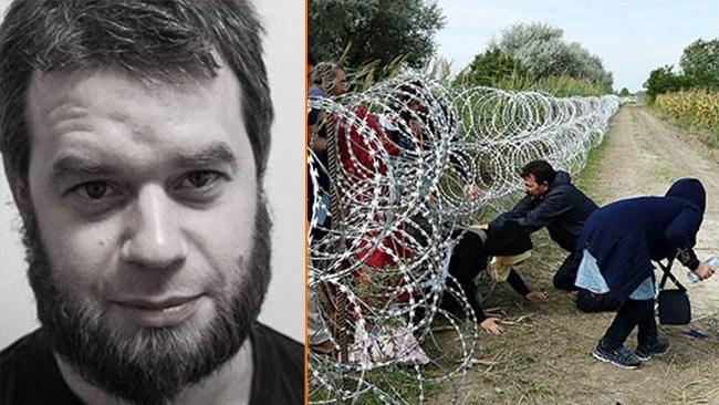 Johannes Nilsson: Därför skiter vänstern i flyktingarna