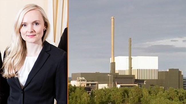 De gröna i Finland vill klassa kärnkraft som hållbar