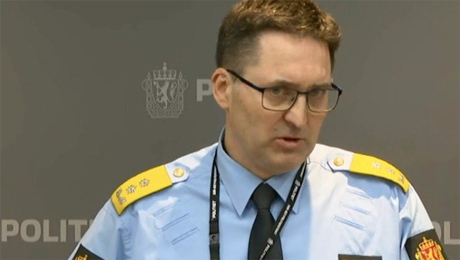 Polisen: Pilbågsmannen har haft kopplingar till radikala miljöer