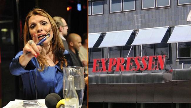 Expressen backar efter skandalpublicering med Pascalidou