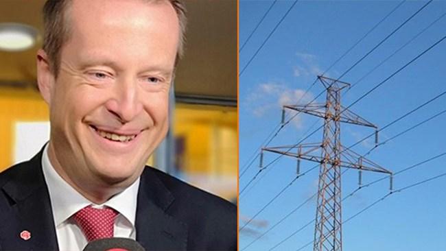 Ygeman (S) vilseleder om elpriser – påstår att elkunder fått betalt för att förbruka el